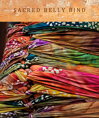 image of colorful central jersey bengkung belly binding north jersey belly wrap