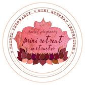 new jersey sacred pregnancy retreat logo sacred pregnancy new jersey classes